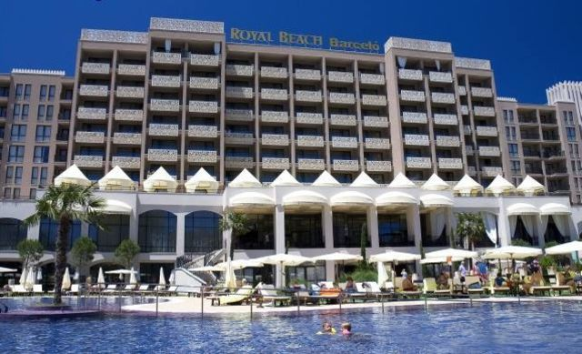 Barcelo Royal Beach Hotel