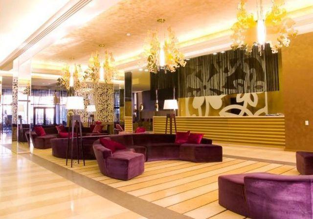 Barcelo Royal Beach - Lobby